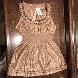 The Clothing Company sleeveless top. NWT
